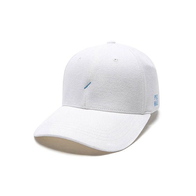 피스메이커 볼캡 SLASH SOFT BUCKLE CAP (WHITE)